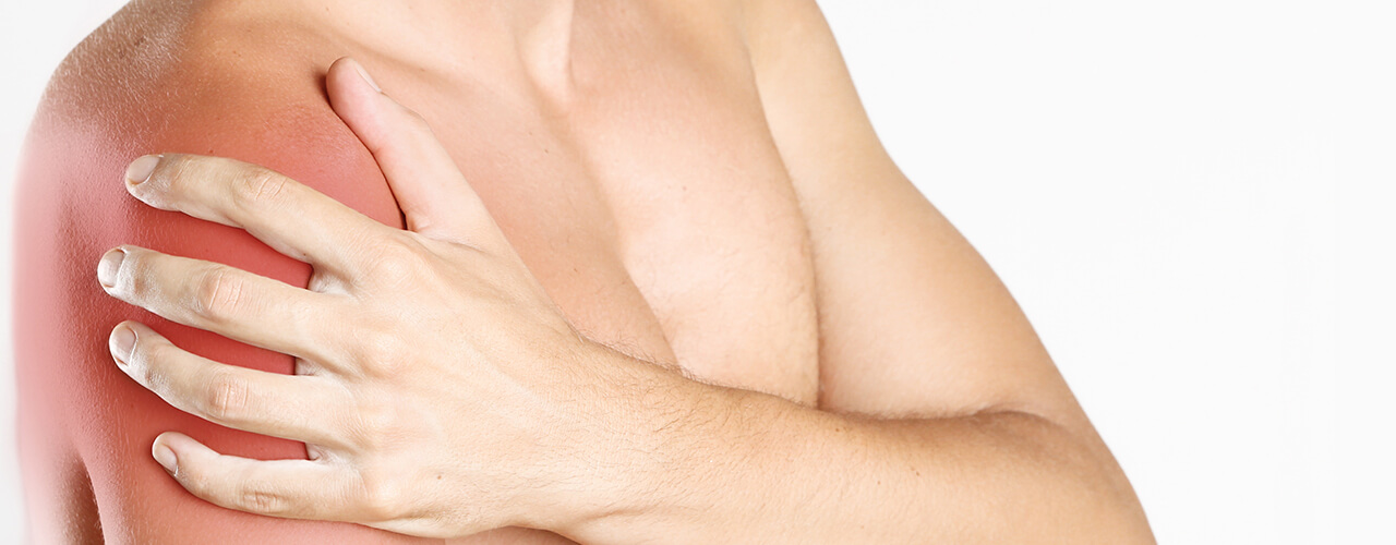 Shoulder Pain Relief Fort Worth & Plano, TX