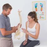 Back Pain could be caused by a herniated disc