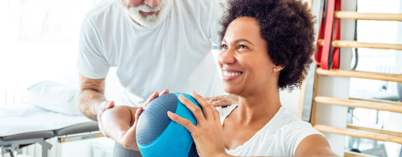 Become a Healthier Version of Yourself with Physical Therapy!